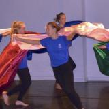 Swirling Colours at Recital